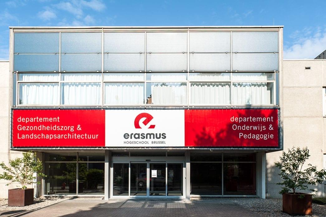 Erasmushogeschool - Carousel