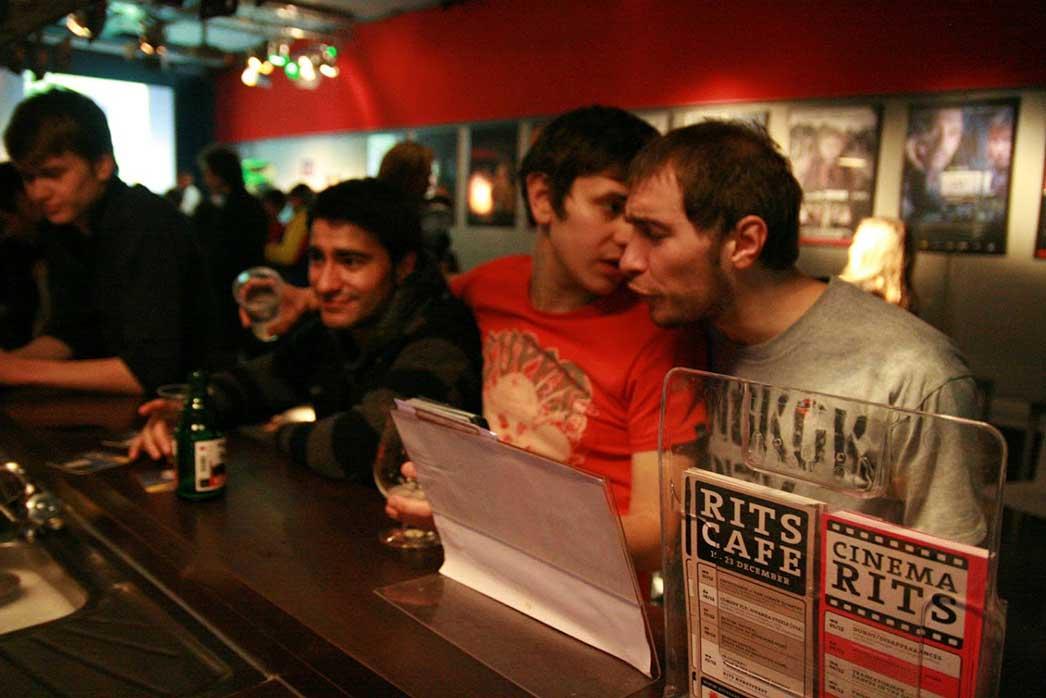 Rits Café van Erasmushogeschool Brussel lanceert eigen bier