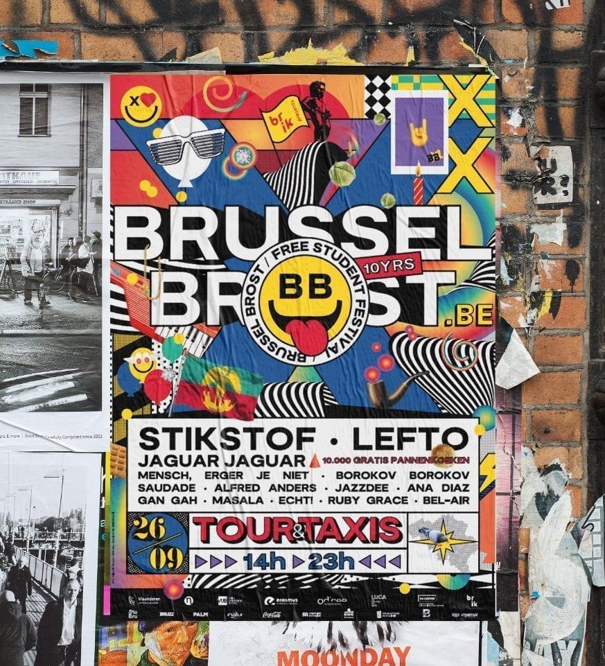 Brussel brost 2019